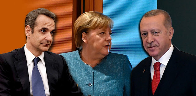 Μέρκελ: Όλη η Ευρώπη έχει υποχρέωση να στηρίξει την Ελλάδα