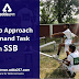 How to approach Command Task in SSB