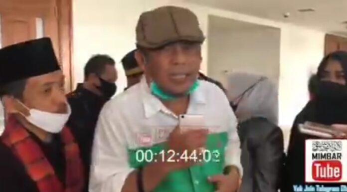 Eggi Sudjana Mendadak Minta Jokowi Segera Tobat Sebelum 5 Juli Besok