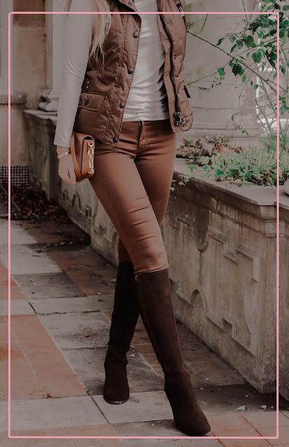 Fairfax & Favor Belgravia Chocolate Brown Boots