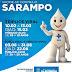 Começa  a 1ª etapa da campanha de vacinação contra o Sarampo em Alagoinhas.