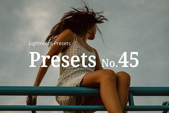 10 Fashion Model Lightroom Presets dành cho chụp ảnh thời trang