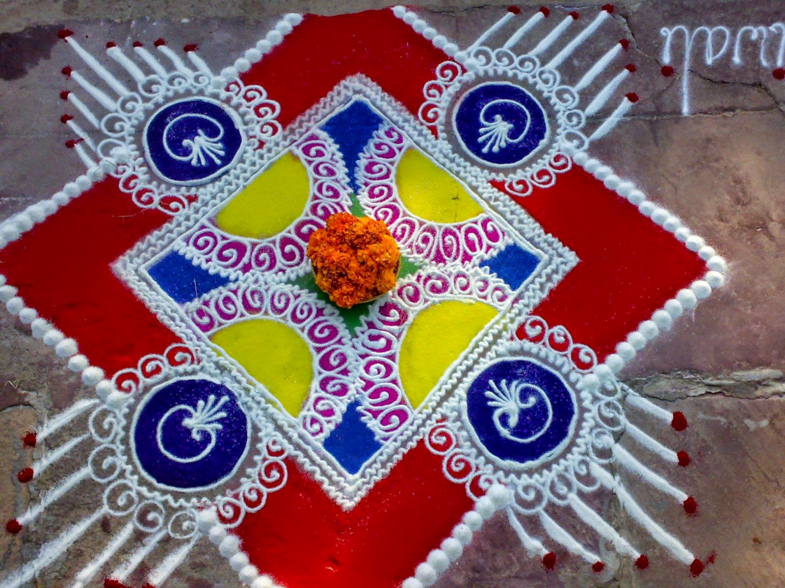 Rangoli Diwali Collection 33