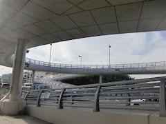 鵠沼歩道橋