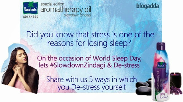 De-Stress And Live Life, #SlowDownZindagi