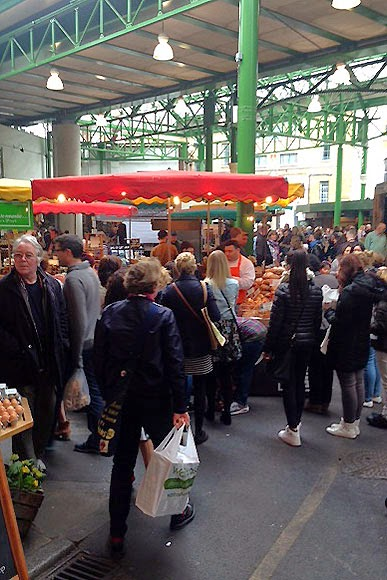 Busy Borough Market