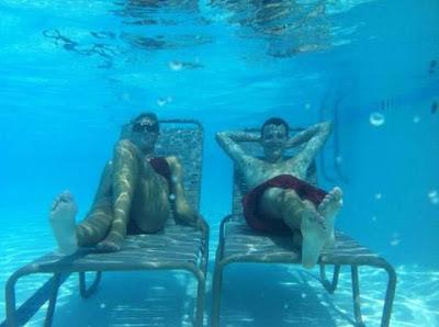 lustige Bilder Menschen im Urlaub