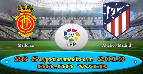 Prediksi Bola855 Mallorca vs Atletico Madrid 26 September 2019