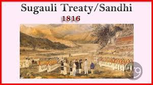 What is Sugauli Treaty Full Text of Sugauli Treaty