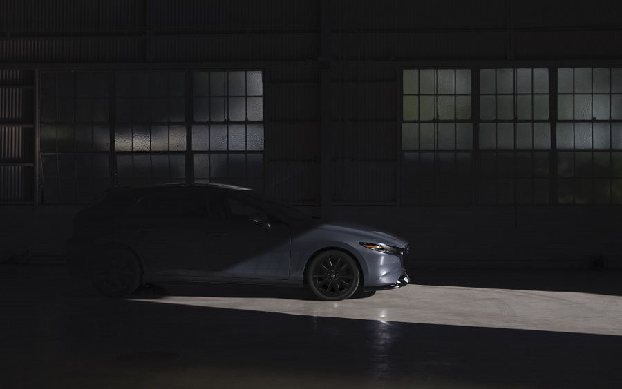 Turbo engine now available for 2021 Mazda3