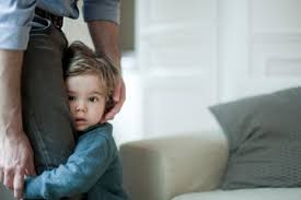 Giúp trẻ vượt qua nỗi sợ hãi