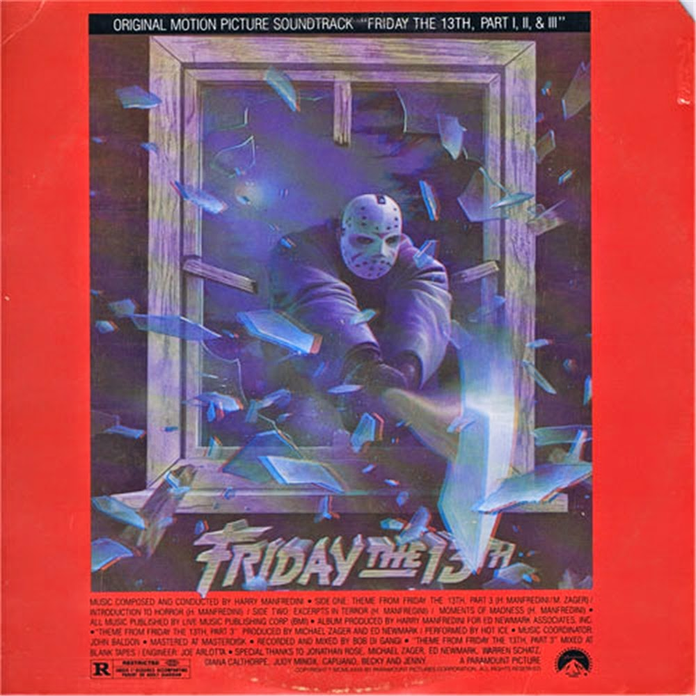 Friday the 13th franchise soundtracks friday the 13th: the franchise.