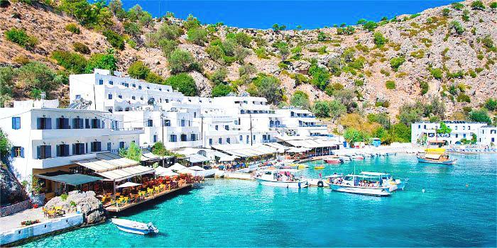 I migliori alloggi economici a Creta