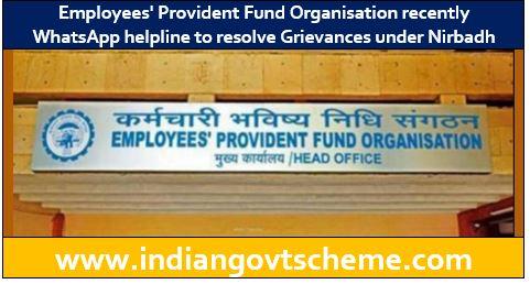 Grievances under Nirbadh