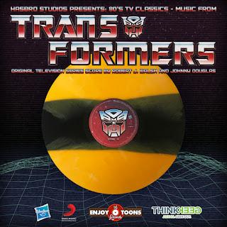 Transformers Original Television Score on Vinyl