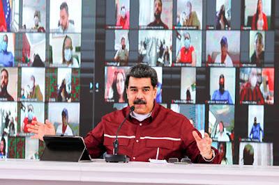 Maduro: estoy dispuesto a todos los cambios con la nueva AN
