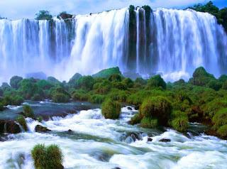 صور طبيعة مع صوت الطبيعة الهادء