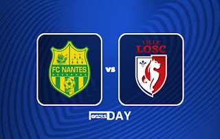 Nantes vs Lille – Highlights