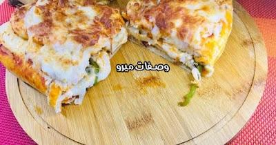 ساندوتش البيتزا