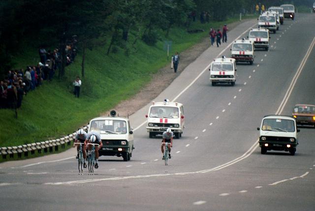 Olympic games 1980 RAF