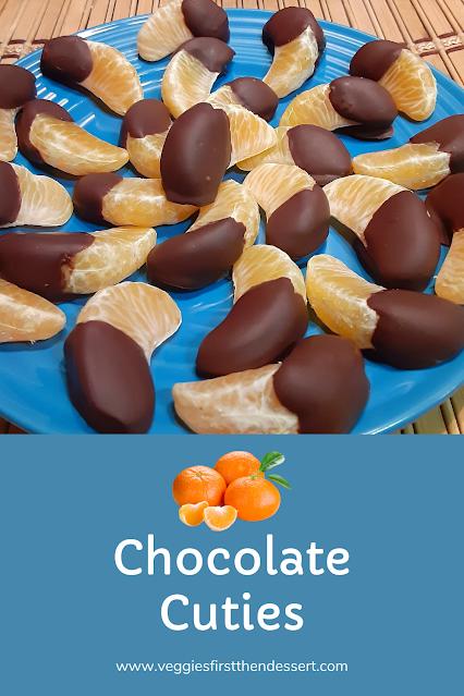 Chocolate Cuties - www.veggiesfirstthendessert.com
