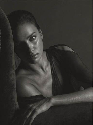 Irina Shayk naked photo shoot for GQ Italy magazine September 2016