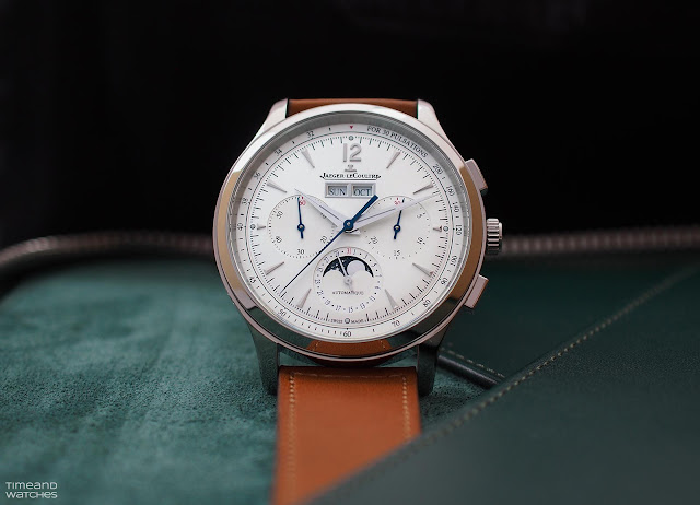 Review of the Jaeger-LeCoultre Master Control Chronograph Calendar Ref. Q4138420