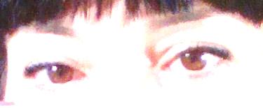 Mirada, rostro, cielo, suelo