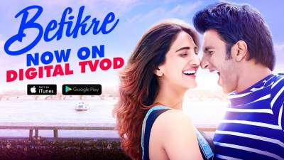 Befikre 2016 Hindi Full HD Movies Free Download 480p Blu-Ray