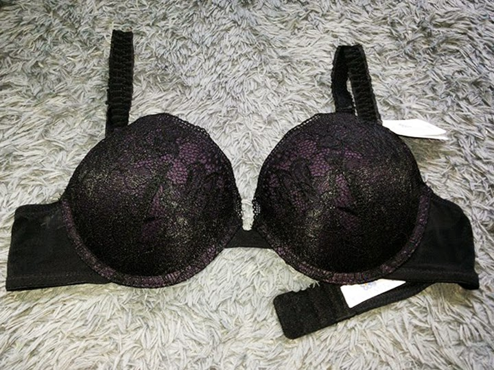 Bra FMN Dixie Black