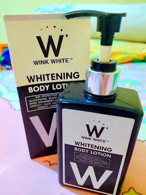 Winkwhite Body Lotion Pemutih Kulit