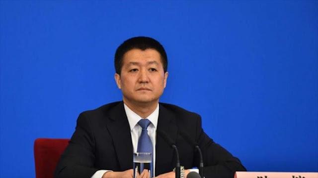 China rechaza política injerencista de EEUU sobre El Salvador