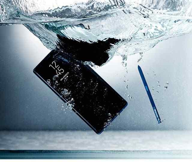 صور هاتف جالاكسي نوت 8 | ون تكنولجي