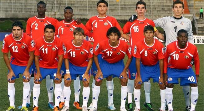 Mundial Sub 20: Mundial Sub 20 Colombia 2011: Costa Rica Mundial Sub 20