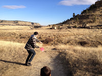 Diamond X Disc Gold Course, Phipps Park, Billings, Montana