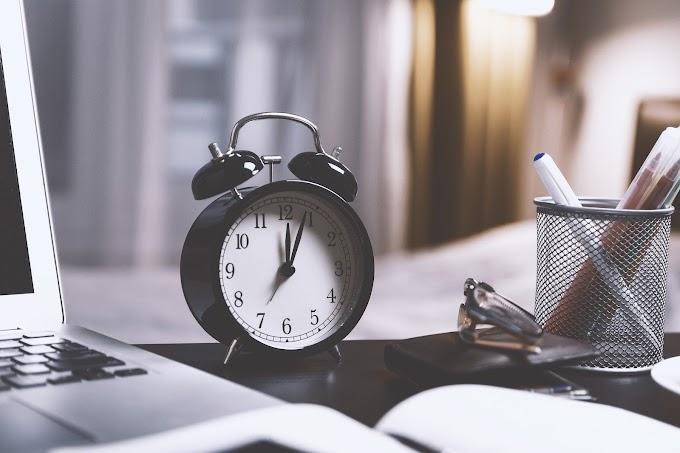 12 dicas arrasadoras para administrar o tempo de forma mais eficiente