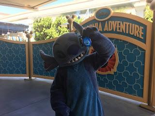 Stitch Disney Parks Character