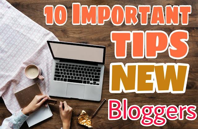 10 Important Blogging Tips