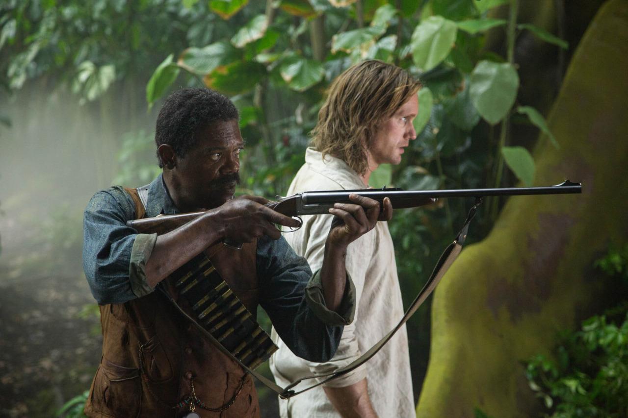 Review Filem The Legend Of Tarzan 2016 Review