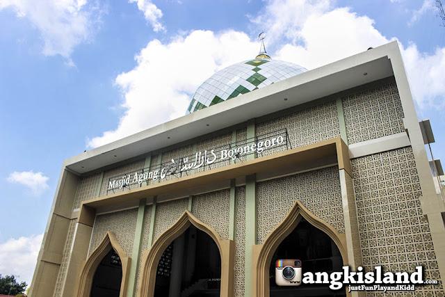 masjid bojonegoro
