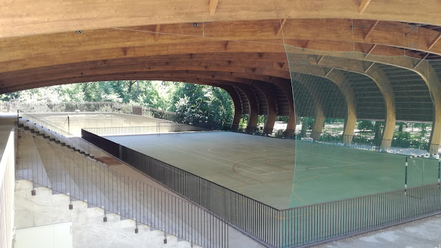 Taipas Termal - Pavilhão Polidesportivo das Taipas