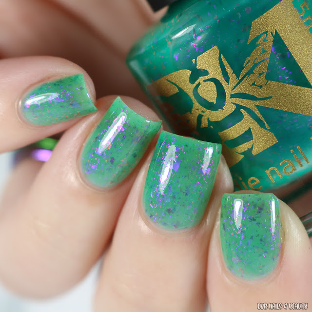 Bee's Knees Lacquer-Light Fae