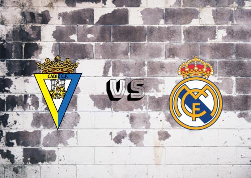 Cádiz vs Real Madrid  Resumen y Partido Completo