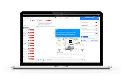 ELMessenger Pro 2021 Review - Faites le tri parmi 2,6 milliards de personnes afin de trouver vos clients idéaux