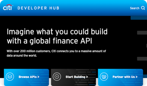 Citi Developer Portal