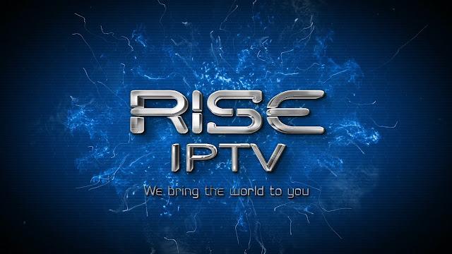 تحميل تطبيق  RISE IPTV APK مع كود التفعيل لمتابعة جميع القنوات العالمية مباشرة على أجهزة الأندرويد