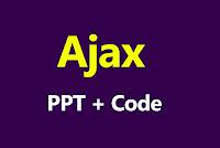 Ajax Study Material