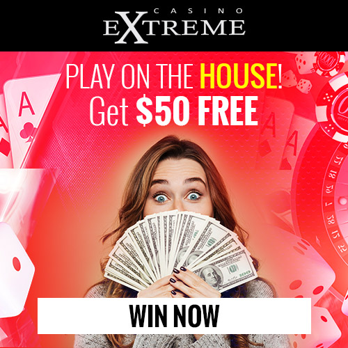 Casino Extreme $50 FREE