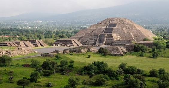 Archaeological Site and Teotihuacan Travel Destinations, Mexico