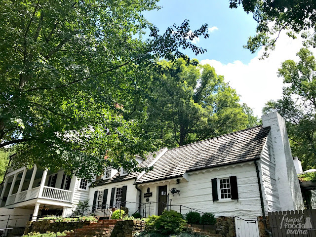Originally built in 1784, the historic Michie Tavern is a must-visit for lunch when in Charlottesville.